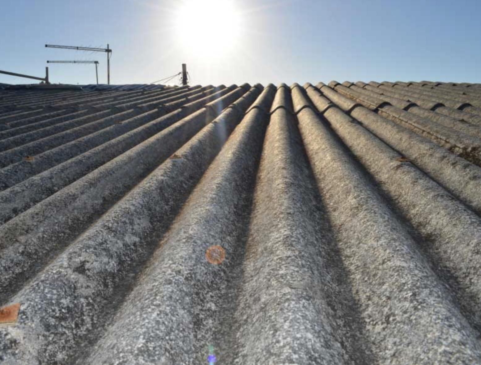 Contributi alle imprese per la rimozione e lo smaltimento dell'amianto. Termini per la presentazione della domanda 28 Febbraio 2018.